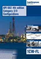 Brochure API 682 4th ed. Cat. 2/3 Configurations - 1CW-FL