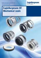 Catalog EagleBurgmann BT Mechanical seals