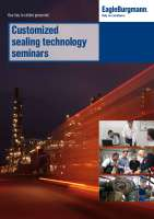 Leaflet Customized sealing technology seminars